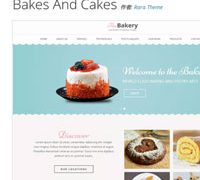【Bakes And Cakes】無料のワードプレス・テーマBakes And Cakesの使い方
